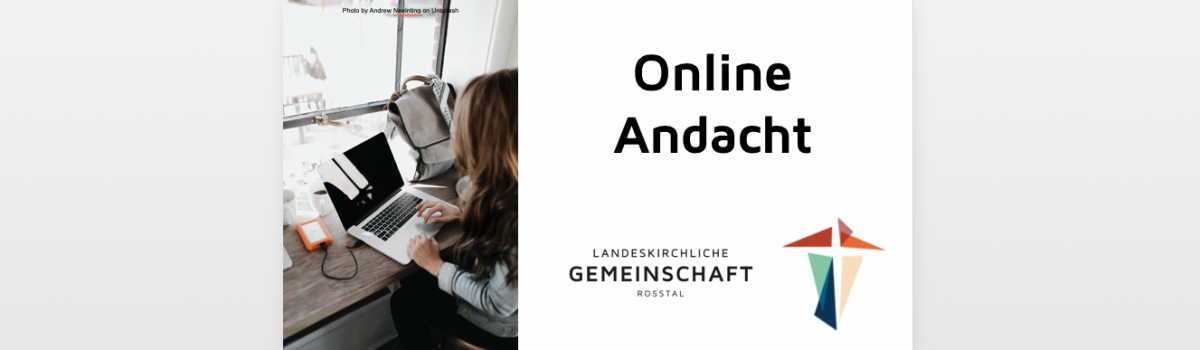 Online Andacht